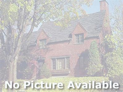 690 Ashland Street, Detroit, MI 48215 - MLS#: 218036264