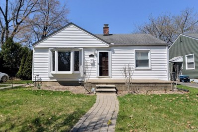 128 S Edgeworth Avenue, Royal Oak, MI 48067 - MLS#: 218036294