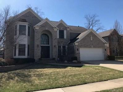 664 Windsong Drive, Rochester Hills, MI 48307 - MLS#: 218036318