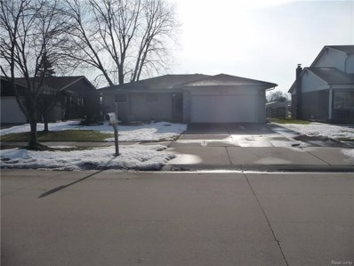 4252 Connie Drive, Sterling Heights, MI 48310 - MLS#: 218036392