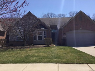 3551 Lexington Drive, Auburn Hills, MI 48326 - MLS#: 218036689