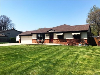 8265 Messmore Road, Shelby Twp, MI 48317 - MLS#: 218036711