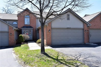 1037 Elmwood Drive UNIT 16, Brighton, MI 48116 - MLS#: 218036735