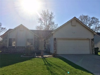 46601 Schimmel Court, Shelby Twp, MI 48317 - MLS#: 218036743