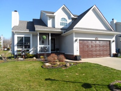 817 Woodleigh Way, Oxford Vlg, MI 48371 - MLS#: 218036758