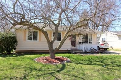 414 Hemlock Drive, Davison, MI 48423 - MLS#: 218036847