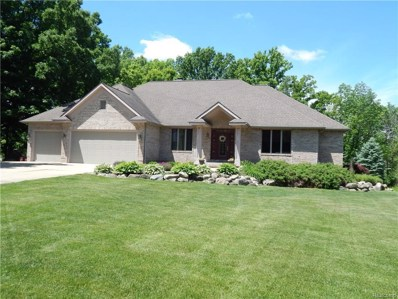 668 Bending Brook, Flushing, MI 48433 - MLS#: 218036855