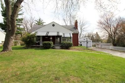 239 S Grey Road, Auburn Hills, MI 48326 - MLS#: 218036900
