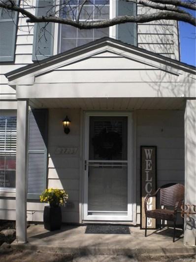 2723 Fox Hollow Court, Orion Twp, MI 48360 - MLS#: 218036923