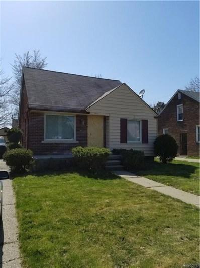 6011 Oldtown Street, Detroit, MI 48224 - MLS#: 218037032