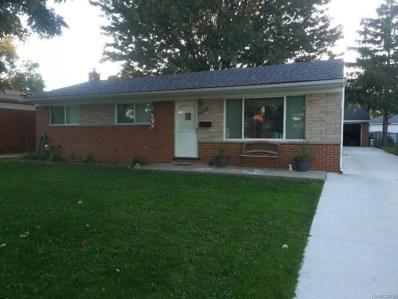 26655 Ridgefield Avenue, Warren, MI 48089 - MLS#: 218037088