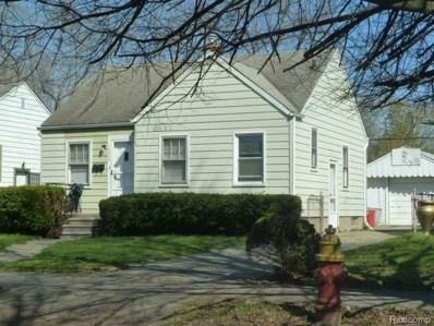 12084 Wayburn, Detroit, MI 48224 - MLS#: 218037174