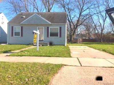 24719 Hopkins Street, Dearborn Heights, MI 48125 - MLS#: 218037325