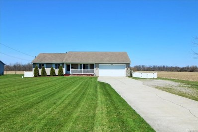 5390 Reid Road, Mundy Twp, MI 48473 - MLS#: 218037469
