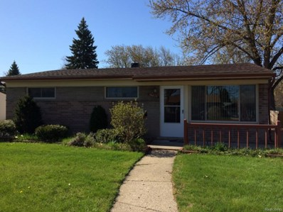 34827 Fairchild Street, Westland, MI 48186 - MLS#: 218037482