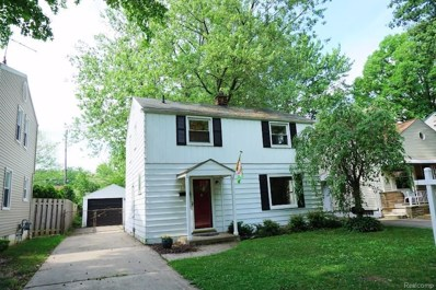 2181 Hampton Road, Grosse Pointe Woods, MI 48236 - MLS#: 218037491