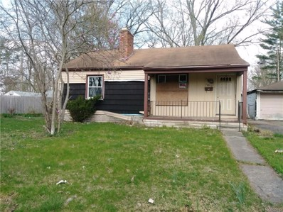 16910 Riverview Street, Detroit, MI 48219 - MLS#: 218037523