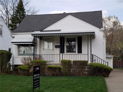 1906 Westgate Avenue, Royal Oak, MI 48073 - MLS#: 218037533