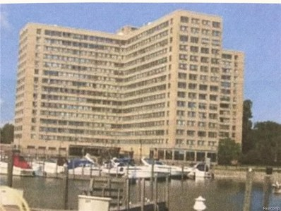 8900 E Jefferson Avenue UNIT 922, Detroit, MI 48214 - MLS#: 218037560