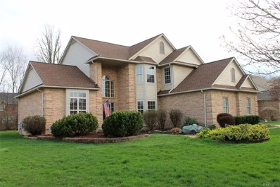 47609 River Woods Drive, Canton Twp, MI 48188 - MLS#: 218037830