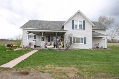 7351 Meisner Road, China Twp, MI 48054 - MLS#: 218037971