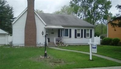 3100 Mildred Street, Wayne, MI 48184 - MLS#: 218038139
