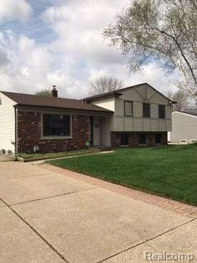 13058 Stratford Drive, Sterling Heights, MI 48313 - MLS#: 218038155