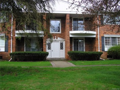 1775 Huntingwood Lane UNIT 33, Bloomfield Hills, MI 48304 - MLS#: 218038192