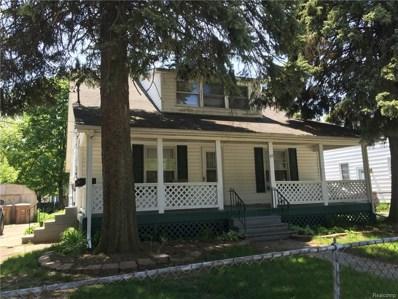 27 Hazel Back Unit #3 Avenue, Pontiac, MI 48341 - MLS#: 218038278