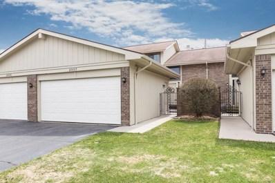 2957 Meadowbrook Drive UNIT 43, Rochester Hills, MI 48309 - MLS#: 218038291