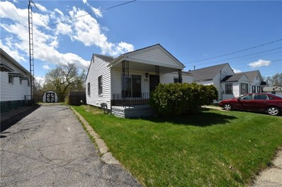 762 E Bundy Avenue, Flint, MI 48505 - MLS#: 218038313