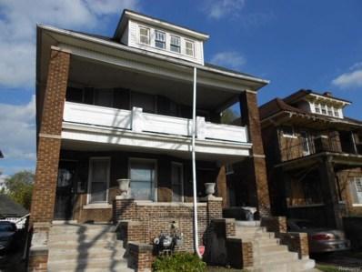 3770 Garland Street, Detroit, MI 48214 - MLS#: 218038358