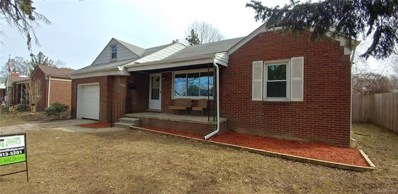 28324 Hughes Street, St. Clair Shores, MI 48081 - MLS#: 218038410