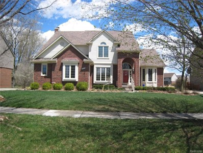 40697 Coachwood Circle, Northville Twp, MI 48168 - MLS#: 218038445
