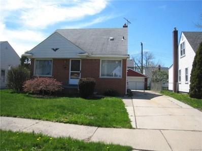 2404 Parker Street, Dearborn, MI 48124 - MLS#: 218038459