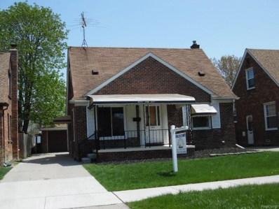 1263 12TH Street, Wyandotte, MI 48192 - MLS#: 218038564