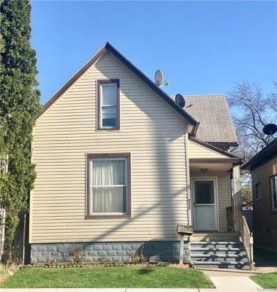 8337 Homer Street, Detroit, MI 48209 - MLS#: 218038588