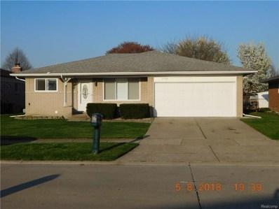 37590 Susan Street, Sterling Heights, MI 48310 - MLS#: 218038589