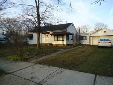 24044 Cunningham Avenue, Warren, MI 48091 - MLS#: 218038597