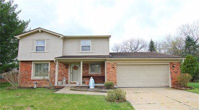 33275 Walnut Lane, Farmington Hills, MI 48334 - MLS#: 218038599