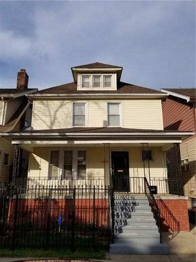 2334 Oakdale Street, Detroit, MI 48209 - MLS#: 218038745