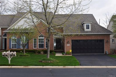 1710 Treyborne, Commerce Twp, MI 48390 - MLS#: 218038761