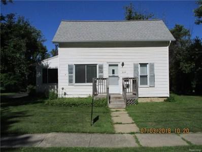 625 N Genesee Street, Davison, MI 48423 - MLS#: 218038851