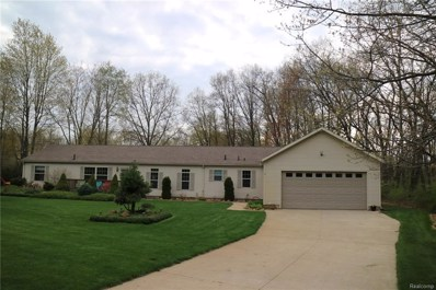 5988 Murray Road, Blackman Twp, MI 49201 - MLS#: 218038896