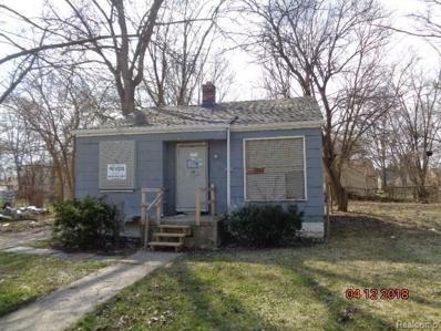 19309 Westbrook Street, Detroit, MI 48219 - MLS#: 218038998