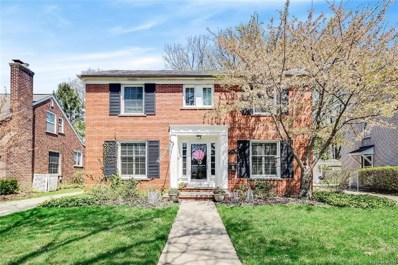 286 Mount Vernon Avenue, Grosse Pointe Farms, MI 48236 - MLS#: 218039058