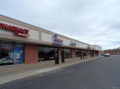 13701 19 Mile Road, Sterling Heights, MI 48313 - MLS#: 218039164