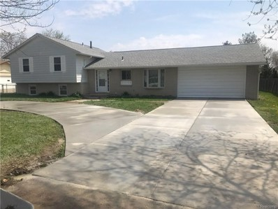 47356 Atwater, Chesterfield Twp, MI 48047 - MLS#: 218039182