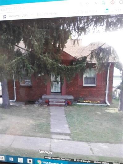 19155 Dwyer Street, Detroit, MI 48234 - MLS#: 218039186