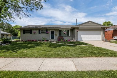 18775 Purlingbrook Street, Livonia, MI 48152 - MLS#: 218039275